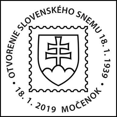 Otvorenie prvého slovenského snemu