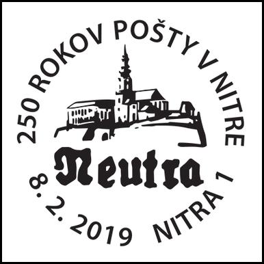 250 rokov pošty v Nitre