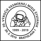 20. výročie vesmírnej misie Štefánik