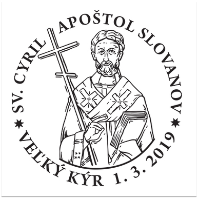 Sv. Cyril Apoštol Slovanov