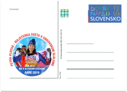 Petra Vlhová - majsterka sveta v obrovskom slalome