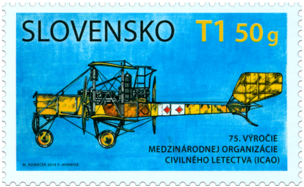 75th Anniversary of the International Civil Aviation Organisation (ICAO)