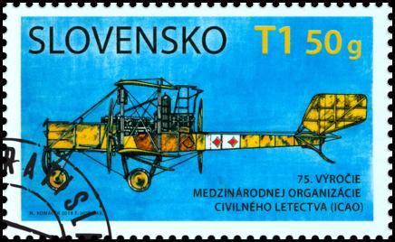 75. výročie Medzinárodnej organizácie civilného letectva (ICAO)