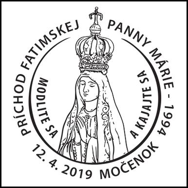 Príchod Fatimskej Panny Márie