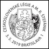 Československé légie a M. R. Štefánik