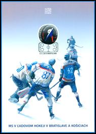 Ice Hockey World Championship in Bratislava and Košice
