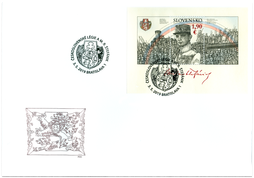 Special Envelope: The Czechoslovak Legions and M. R. Štefánik