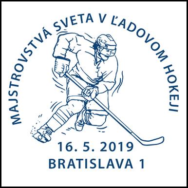 Majstrovstvá sveta v ľadovom hokeji 2019