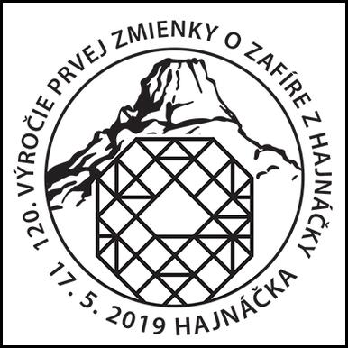 120. výročie zmienky o zafíre z Hajnáčky