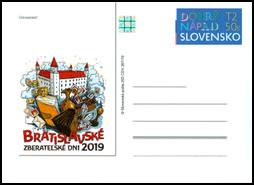 Bratislavské zberateľské dni 2019
