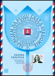 President of Slovak Republic Zuzana Čaputová