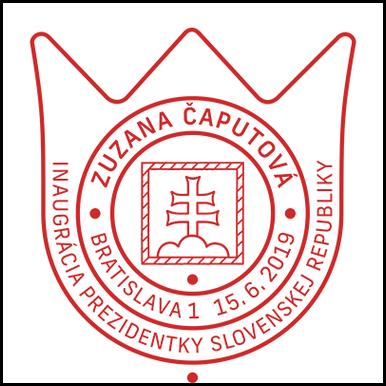 Inaugurácia prezidentky SR Zuzany Čaputovej