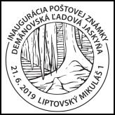 Inaugurácia poštovej známky Demänovská ľadová jaskyňa