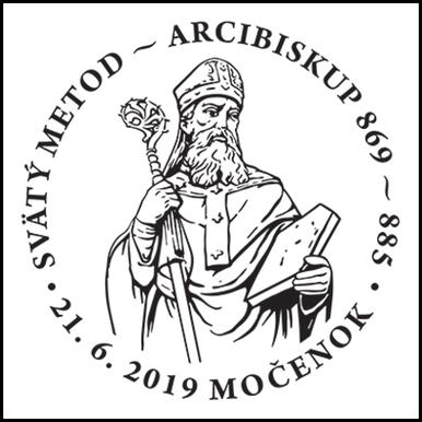 Svätý Metod - Arcibiskup