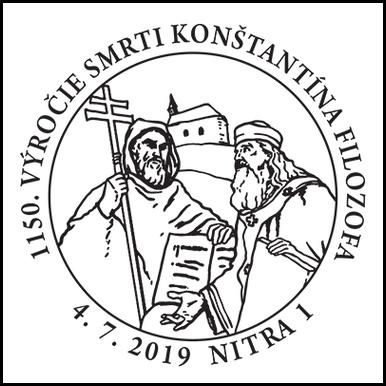 1150. výročie smrti Konštantína Filozofa