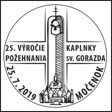 25. výročie požehnania kaplnky sv. Gorazda