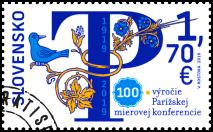 100. výročie Parížskej mierovej konferencie