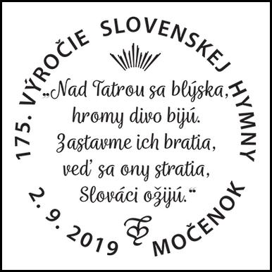 175. výročie slovenskej hymny