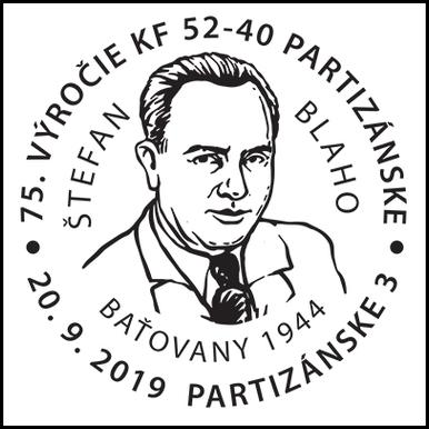 75. výročie KF 52-40 Partizánske