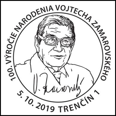 100. výročie narodenia Vojtecha Zamarovského