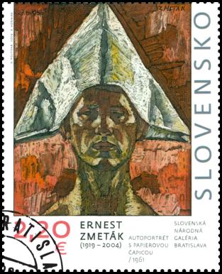 UMENIE: Ernest Zmeták (1919 – 2004)