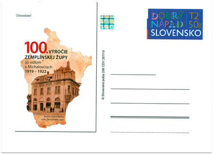 100 Years of Zemplín's County
