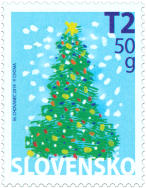 Vianočná pošta 2019