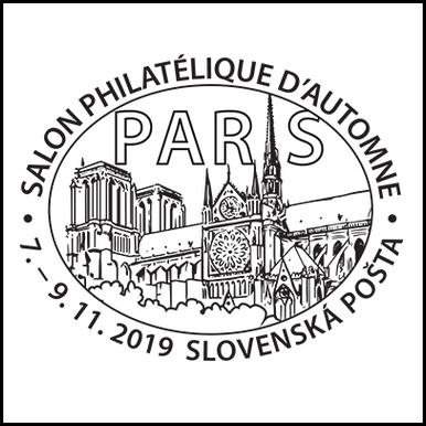 Salon Philatélique D´Automne 2019