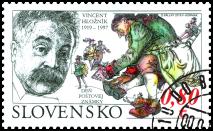 Deň poštovej známky: Vincent Hložník (1919 – 1997)