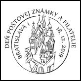 Deň poštovej známky a filatelie 2019