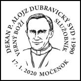 Dekan P. Alojz Dubravický