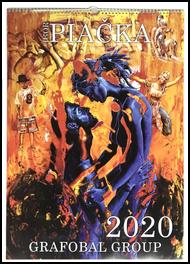 Kalendár 2020 - Igor Piačka