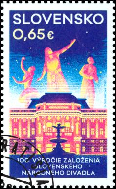 100. výročie založenia Slovenského národného divadla