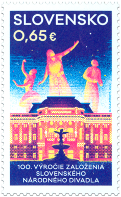 The 100th Anniversary of the Establishment of the Slovak National Theatre