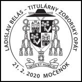 Ladislav Belás - Titulárny Zoborský opát