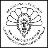 100. výročie Slovenského národného divadla