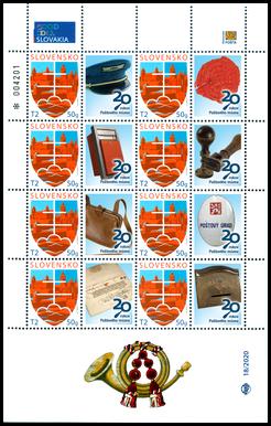 20 rokov Poštového múzea