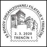 95 rokov organizovanej filatelie v Trenčíne