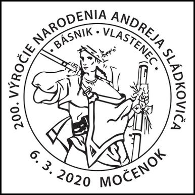 200. výročie narodenia Andreja Sládkoviča