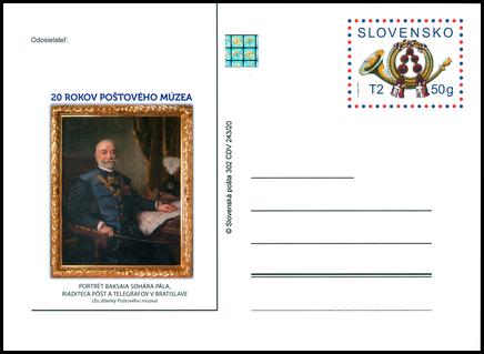 20. výročie Poštového múzea