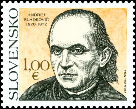 Osobnosti: Andrej Sládkovič (1820 – 1872)