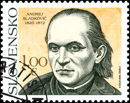 Personalities: Andrej Sládkovič (1820 – 1872)