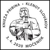 Knieža Pribina - klenot Slovákov