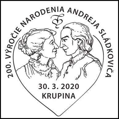 200. výročie narodenia A. Sládkoviča
