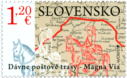EUROPA 2020: Ancient Mail Routes – The Magna Via