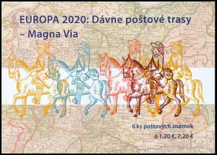 EUROPA 2020: Dávne poštové trasy – Magna Via