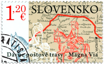 EUROPE 2020: Ancient Mail Routes – The Magna Via