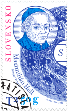 Osobnosti: Maximilián Hell (1720 – 1792)