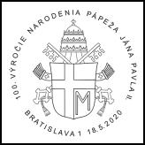 100. výročie narodenia Jána Pavla II.