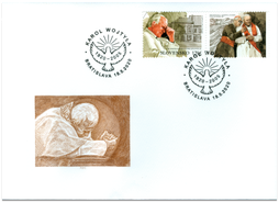 A Joint Issue with Poland: The 100th Anniversary of the Birth of Pope John Paul II (1920 – 2005)